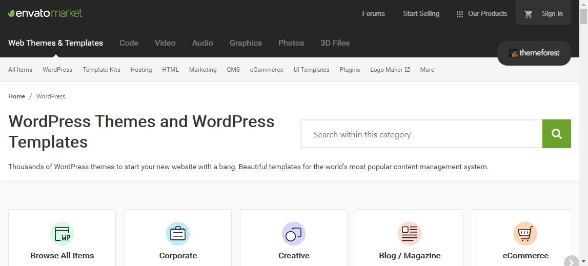 EnvatoのThemeforestで購入したWordPressテーマのライセンスについての確認・まとめ
